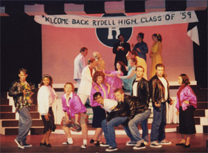 Opening - Grease